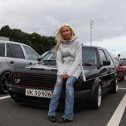 VW Golf Mk. 2 GTi 8v