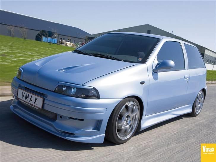 Fiat Punto GT billede 1