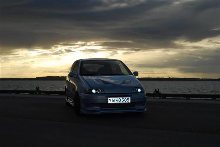 Fiat Punto GT billede 5