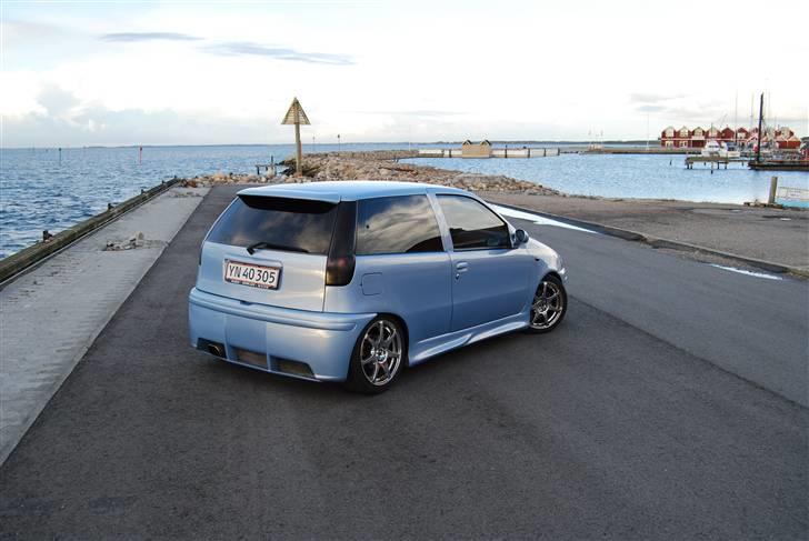 Fiat Punto GT billede 6
