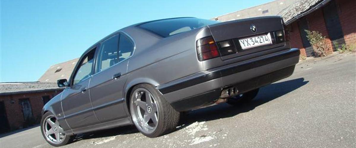 Bmw 530i V8 1993 E34 Bygget I Bmw 180 S Storhedst