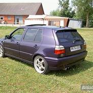 VW Golf Vr6 Solgt
