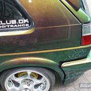 VW Golf 2.... solgt