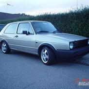 VW golf 1,8 cl SOLGT!