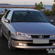 Peugeot 406 V6 3.0 *** Solgt ***