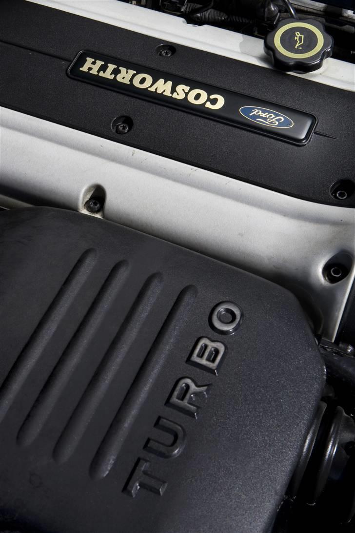 Ford Escort RS Cosworth Martini - Bjørnen billede 7