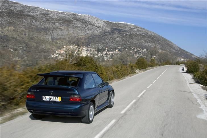 Ford Escort RS Cosworth Martini billede 9