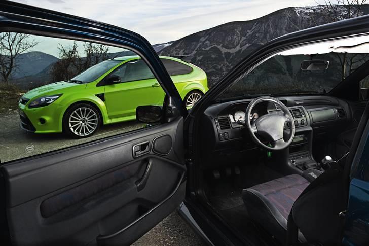 Ford Escort RS Cosworth Martini - F RS - den kan godt... billede 13