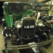 Ford A 2dørs Sedan- Ole-Henry