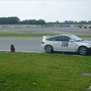 Honda CRX Youngtimer Banebil