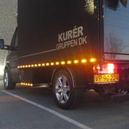 VW Crafter [Sort krudt]