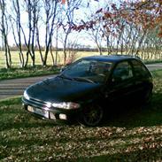 Mitsubishi colt 1,8 gti solgt..