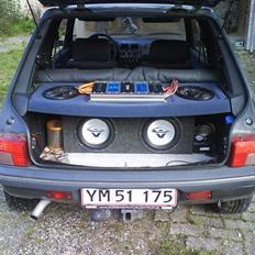 Peugeot 205    Solgt......