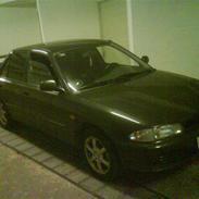 Mitsubishi solgt