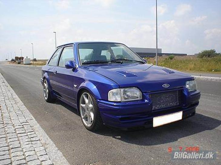 Escort value ford 1998