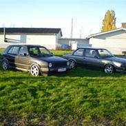 VW golf gti 16v