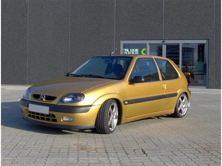 citro n saxo vts guld raketten 2003 guld raketten bilen blev d b. Black Bedroom Furniture Sets. Home Design Ideas