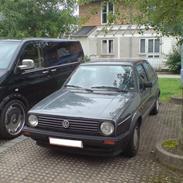 VW Golf 2 GTD  solgt