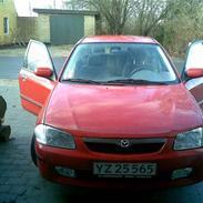 Mazda 323 f bj solgt