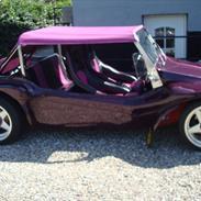 VW Beach Buggy kan k-ø-b-e-s