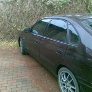 Toyota Carina E turbo Solgt :'(