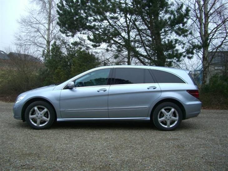 Mercedes benz r320 cdi lang 2006 19 tommer mercedes for Mercedes benz r320 cdi