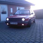 VW Golf 2 DØD
