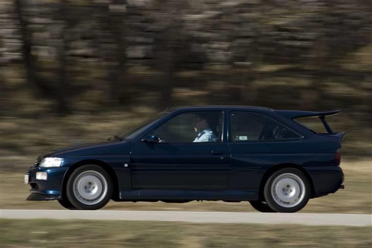 Ford Escort RS Cosworth Martini billede 15