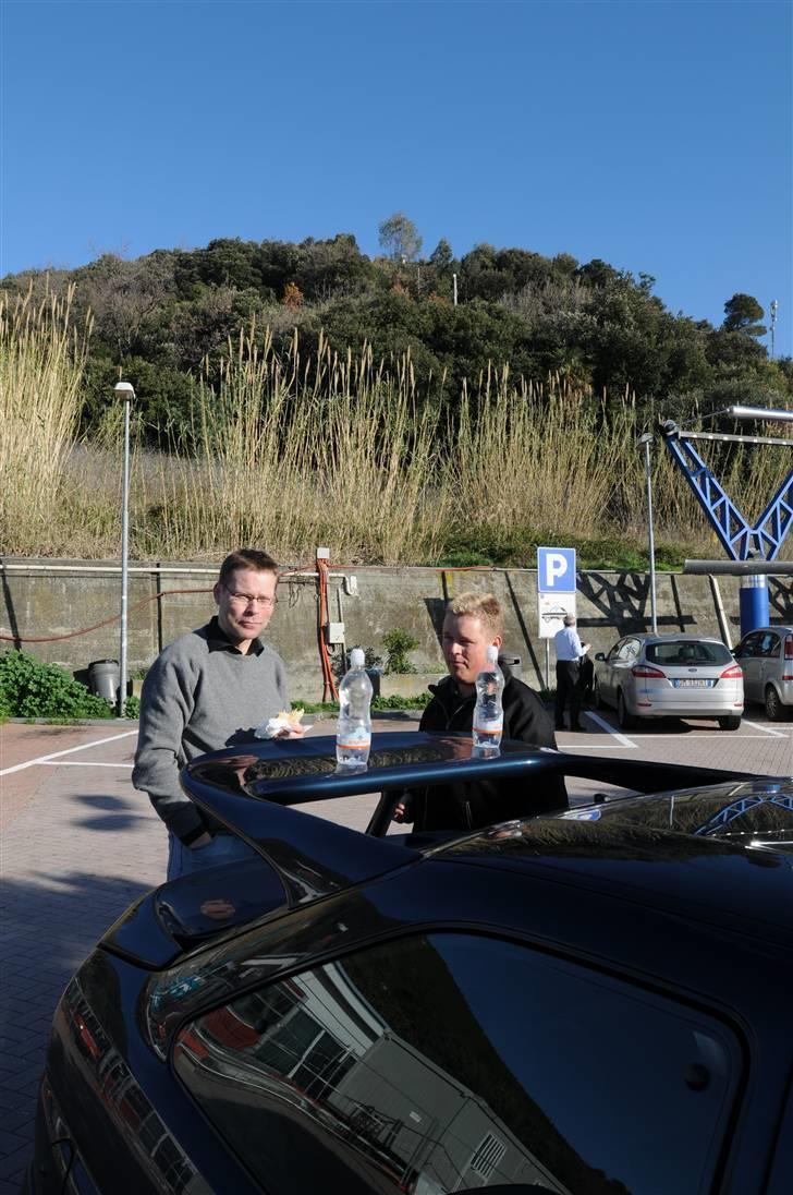 Ford Escort RS Cosworth Martini - Morgenmad billede 16