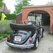 VW Bobbel 1500s carbriole