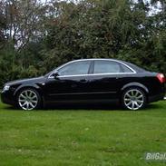 Audi A4 1,8TURBO Solgt