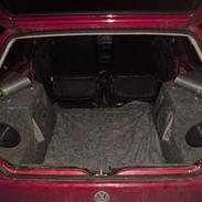 VW Golf 2 (Hukket op)