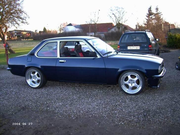 Opel ascona b c20let turbo billede 4