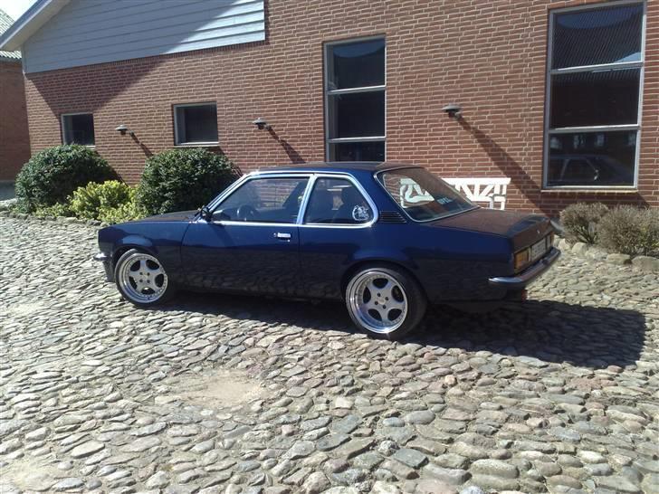 Opel ascona b c20let turbo billede 9