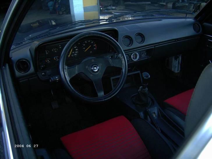 Opel ascona b c20let turbo billede 12