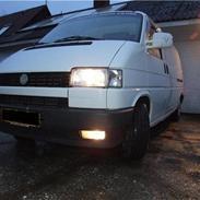VW transporter solgt