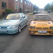 Opel Manta b (Solgt)