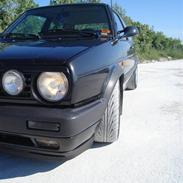 VW Golf 2 GTD