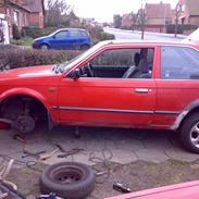 Mazda 323 BF solgt