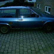 VW polo c solgt for 1500kr