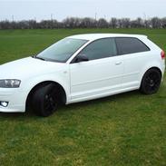 Audi a3 - solgt :(