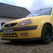 Citroën saxo vts solgt