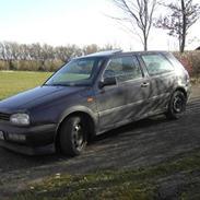 VW Golf VR6 - Solgt