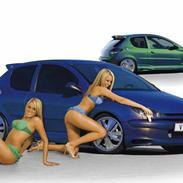 Peugeot 206 Gti.