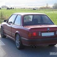 BMW 320 ETA Projektet Solgt