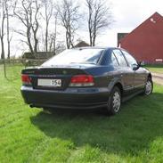 Mitsubishi galant skrottet