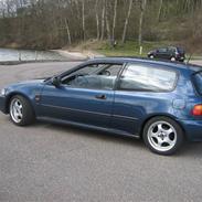 Honda Civic 1,5 (Solgt)