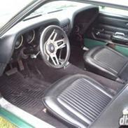 Ford mustang sedan