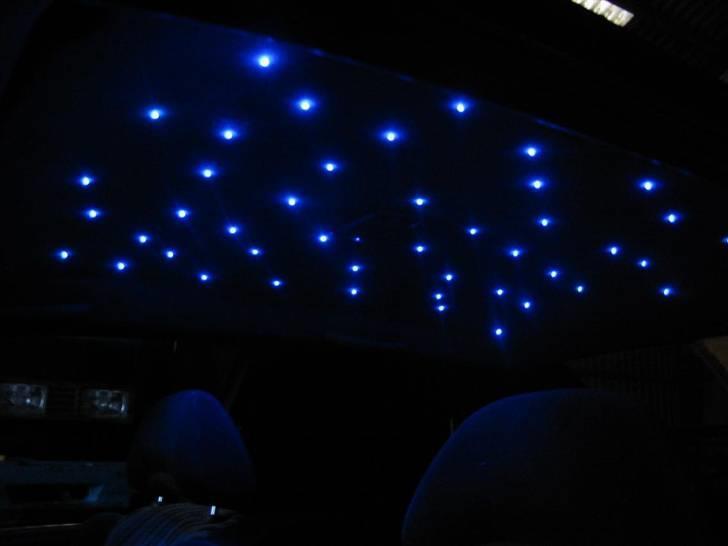 Toyota Corolla GSi - Stjernehimmel, ser godt ud om aftenen.. billede 14
