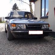 Saab 900i Skrottet